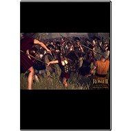 Total War: ROME II – Wrath of Sparta - Játék kiegészítő