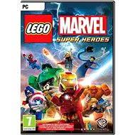LEGO Marvel Super Heroes - PC játék