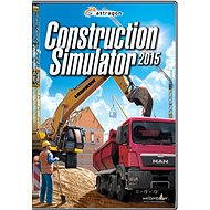 Construction Simulator 2015 - PC játék