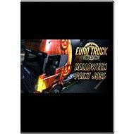 Euro Truck Simulator 2 - Halloween Paint Jobs - Játék kiegészítő