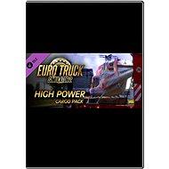 Euro Truck Simulator 2 - High Power Cargo Pack - Játék kiegészítő