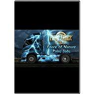 Euro Truck Simulator 2 - Force of Nature Paint Jobs Pack - Játék kiegészítő