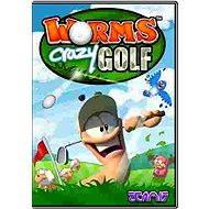 Worms Crazy Golf - PC játék