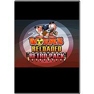 Worms Reloaded - Retro Pack - Játék kiegészítő