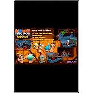 Worms Revolution - Mars Pack DLC (PC) - Játék kiegészítő