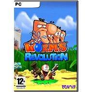 Worms Revolution Gold Edition (PC) - PC játék