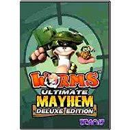 Worms Ultimate Mayhem - Deluxe Edition - PC játék