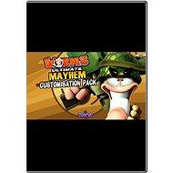 Worms Ultimate Mayhem - Customization Pack DLC - Játék kiegészítő