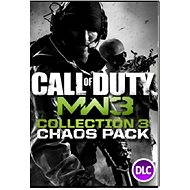 Call of Duty: Modern Warfare 3 Collection 3 - Chaos Pack (MAC) - Játék kiegészítő