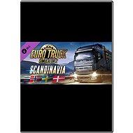 Euro Truck Simulator 2 - Scandinavia - Játék kiegészítő