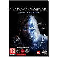 Middle-earth: Shadow of Mordor Game of the Year Edition - PC játék