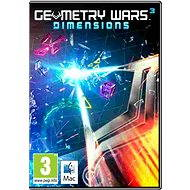 Geometry Wars™ 3: Dimensions Evolved (MAC/LINUX) - PC játék