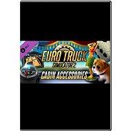 Euro Truck Simulator 2 - Cabin Accessories - Játék kiegészítő