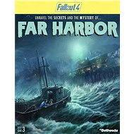 Fallout 4: Far Harbor DLC (PC DIGITAL) - Játék kiegészítő