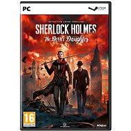 Sherlock Holmes: The Devil's Daughter DIGITAL - PC játék