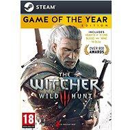 Witcher 3: Wild Hunt - Az év játék DIGITAL - PC játék