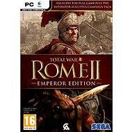 Total War: ROME II - Emperor Edition (PC) DIGITAL - PC játék
