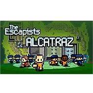 The Escapists - Alcatraz (PC/MAC/LINUX) DIGITAL - Játék kiegészítő