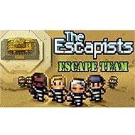 The Escapists - Escape Team (PC/MAC/LINUX) DIGITAL - Játék kiegészítő