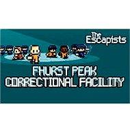 The Escapists - Fhurst Peak Correctional Facility (PC/MAC/LINUX) DIGITAL - Játék kiegészítő