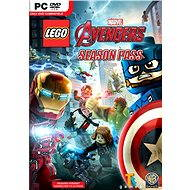 LEGO MARVEL's Avengers - Season pass (PC) DIGITAL - Játék kiegészítő