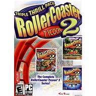 RollerCoaster Tycoon® 2: Triple Thrill Pack (PC) DIGITAL - Játék kiegészítő
