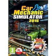 Car Mechanic Simulator 2015 - DeLorean DLC (PC/MAC) CZ DIGITAL - Játék kiegészítő