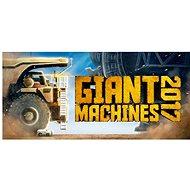 Giant Machines 2017 (PC) CZ DIGITAL - PC játék