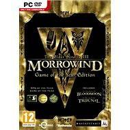 The Elder Scrolls III: Morrowind Game of the Year Edition Steam (PC) DIGITAL - PC játék