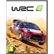 WRC 6 (PC) DIGITAL + DLC - PC játék