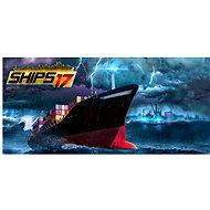 Ships 2017 (PC) DIGITAL - PC játék