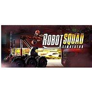 Robot Squad Simulator 2017 (PC) PL DIGITAL - PC játék