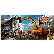 Demolish & Build Company 2017 (PC) DIGITAL - PC játék