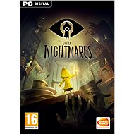 Little Nightmares (PC) DIGITAL + BONUS! - PC játék