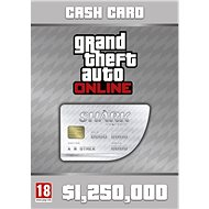 Grand Theft Auto V Great White Shark Card (PC) DIGITAL