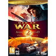Men of War: Assault Squad 2 Deluxe Edition Upgrade (PC) DIGITAL - Játék kiegészítő