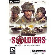 Soldiers: Heroes of World War II (PC) DIGITAL - PC játék
