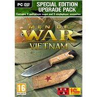 Men of War: Vietnam Special Edition Upgrade Pack (PC) DIGITAL Steam - Játék kiegészítő