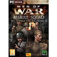Men of War: Assault Squad MP Supply Pack Charlie (PC) DIGITAL - Játék kiegészítő
