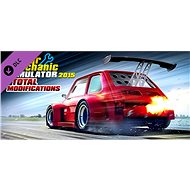 Car Mechanic Simulator 2015 - Total Modifications DLC (PC/MAC) DIGITAL - Játék kiegészítő