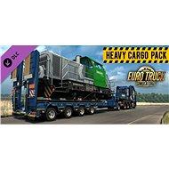 Euro Truck Simulator 2 – Heavy Cargo Pack DLC (PC) DIGITAL - Játék kiegészítő
