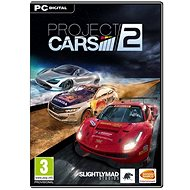 Project Cars 2 (PC) DIGITAL - PC játék