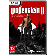 Wolfenstein II: The New Colossus (PC) DIGITAL - PC játék