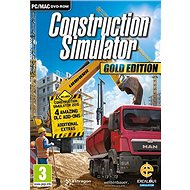 Construction Simulator Gold Edition (PC/MAC) DIGITAL - PC játék