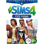 The Sims 4 City life (PC) DIGITAL - Játék kiegészítő