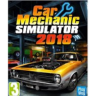 Car Mechanic Simulator 2018 (PC) DIGITAL - PC játék