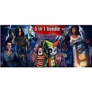 Hidden Object 5-in-1 Bundle (PC) PL DIGITAL - PC játék