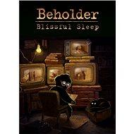 Beholder: Blissful Sleep (PC/MAC/LX) PL DIGITAL - Játék kiegészítő