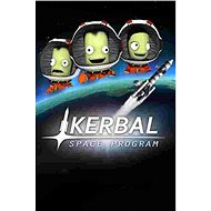Kerbal Space Program  (PC/MAC/LX) DIGITAL - PC játék