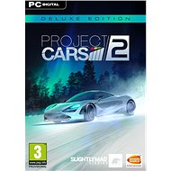 Project Cars 2 Deluxe Edition (PC) DIGITAL - PC játék